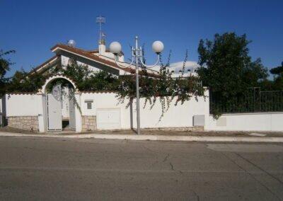 casa al mare - lato strada principale